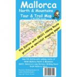 Mallorca North & Mountains Tour & Trail Super-durable Map�