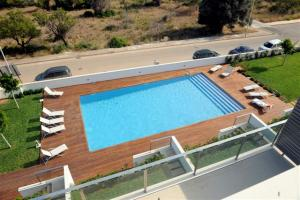 Swimming pool and sun deck