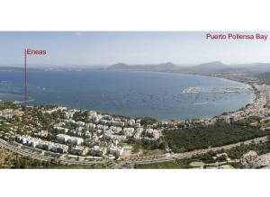 Our location in Puerto Pollensa