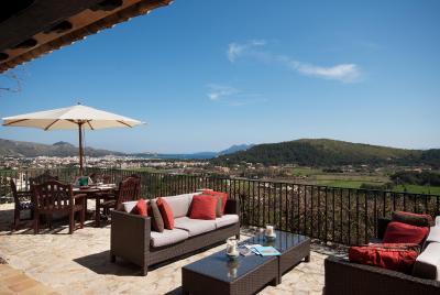 Saltamontes Villa To Rent In Pollensa Puerto Pollensa
