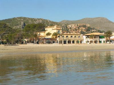 Vistamonte Apartment To Rent In Pollensa Puerto